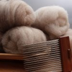 Sheep to Sweater Sunday n° 148 : Combing Wool