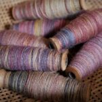 Sheep to Sweater Sunday n° 188 : This Week's Spinning !