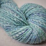 A Skein of Blues & Greens