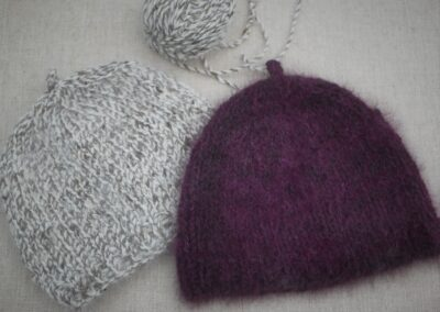 Sheep to Sweater Sunday n° 194 : 2 Lovely Hats