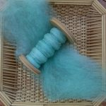 Sheep to Sweater Sunday n° 167 : This Week's Spinning