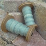 Sheep to Sweater Sunday n° 116 : This Week's Spinning